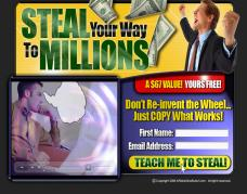 theminisites4u.com Steal Your Way to Millions